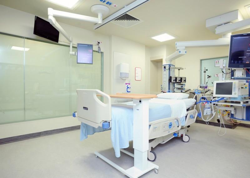 Cửa kínhkhángkhuẩn phòng sạch, bệnh viện